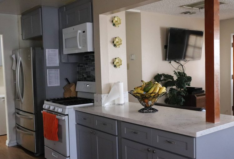 kitchen of hope house