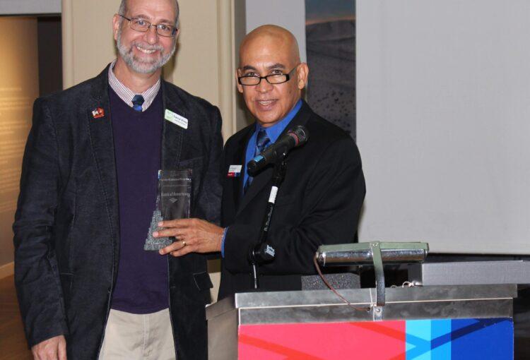 award given to darryl