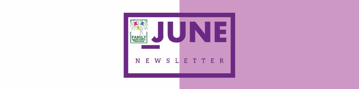 2021 June Newsletter